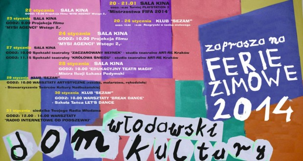 wdk- plakat ferie 2014