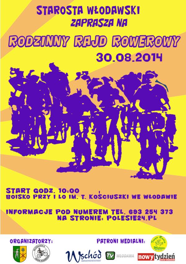 Rodzinny Rajd Rowerowy www