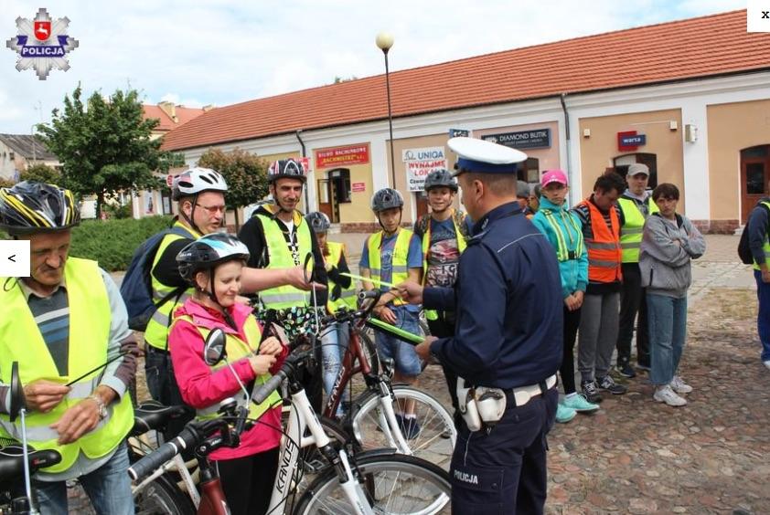 policja rowery 2