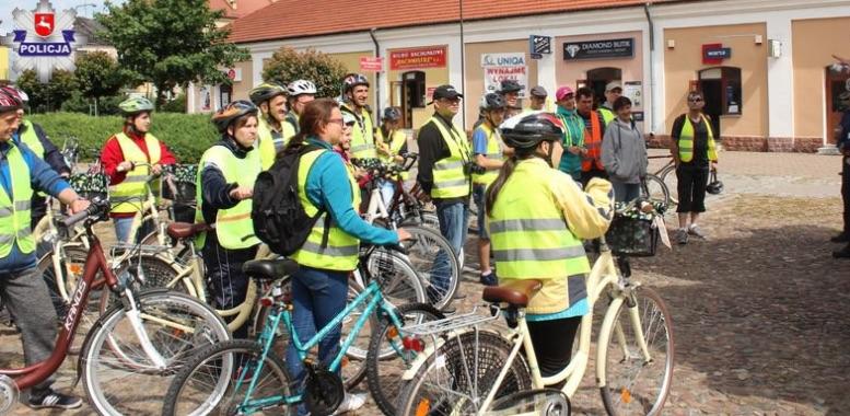 policja rowery