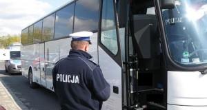 policja autokar