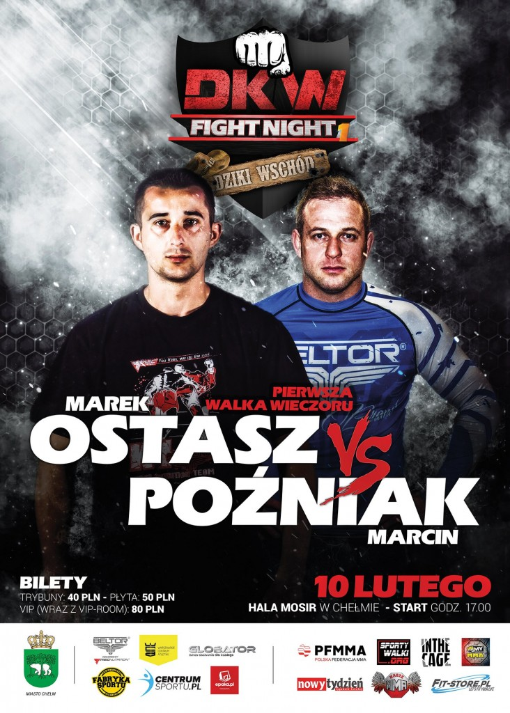 pozniak vs ostasz